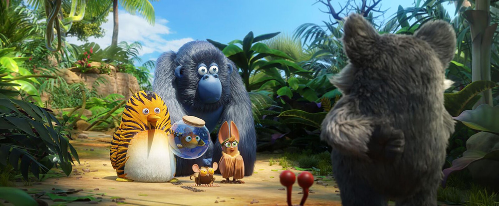 Les As de la jungle   Ados Cinéma