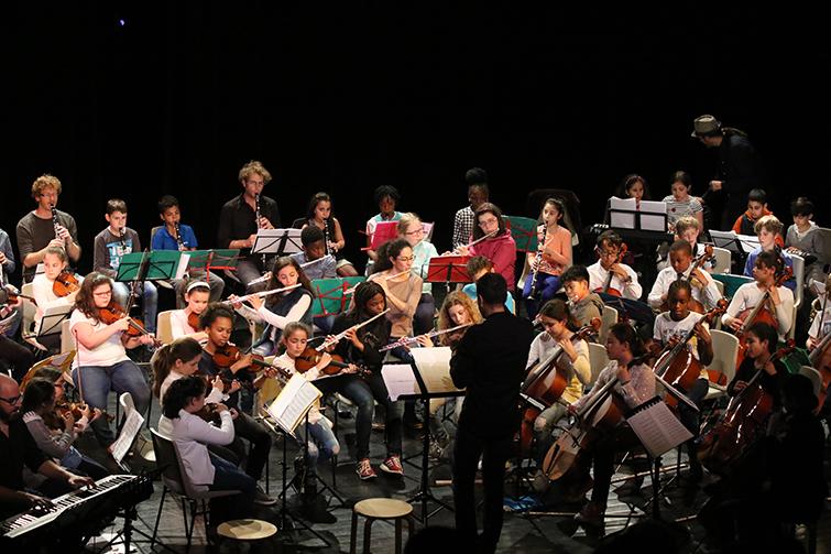 El Sistema Belgium : El Sistema Centre   Gratuit Concerts