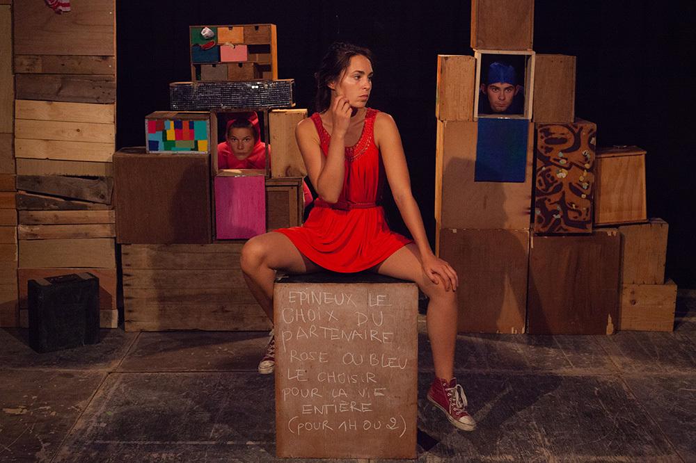 Théorie du Y | Ados Théâtre