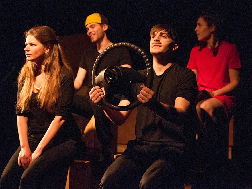 Théorie du Y | Écoles Théâtre