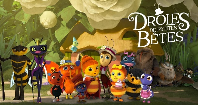 Drôles de petites bêtes              | Ados Cinéma