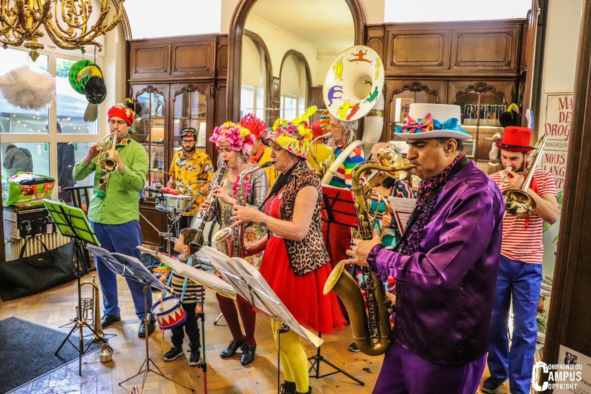 Les Boentjes | Festival Et aussi