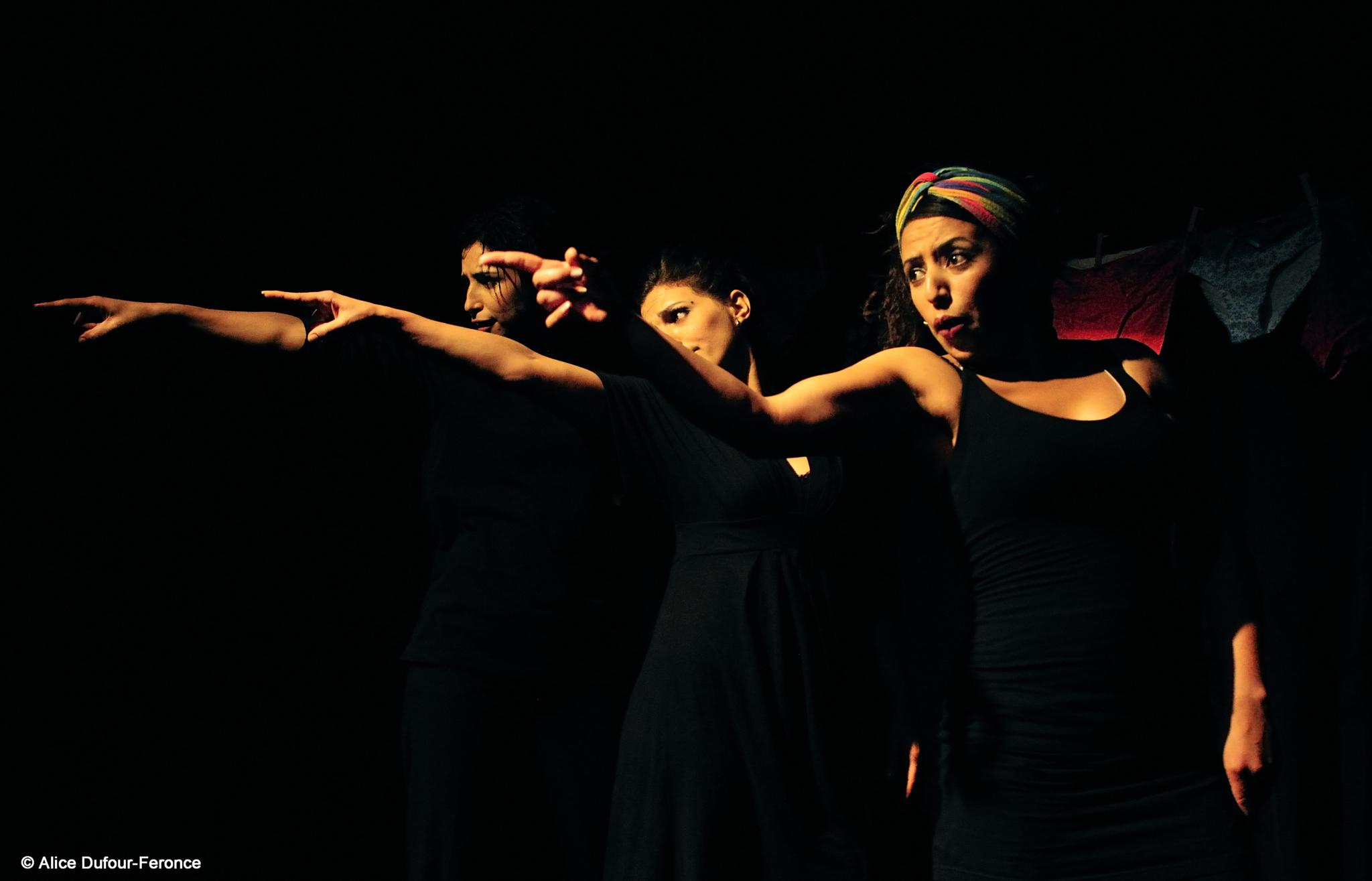 Dialy | Festival Théâtre