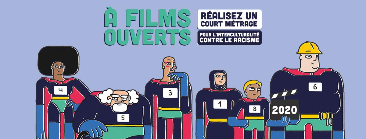 Festival A Films Ouverts : remise des prix du concours courts métrages | Festival Cinéma