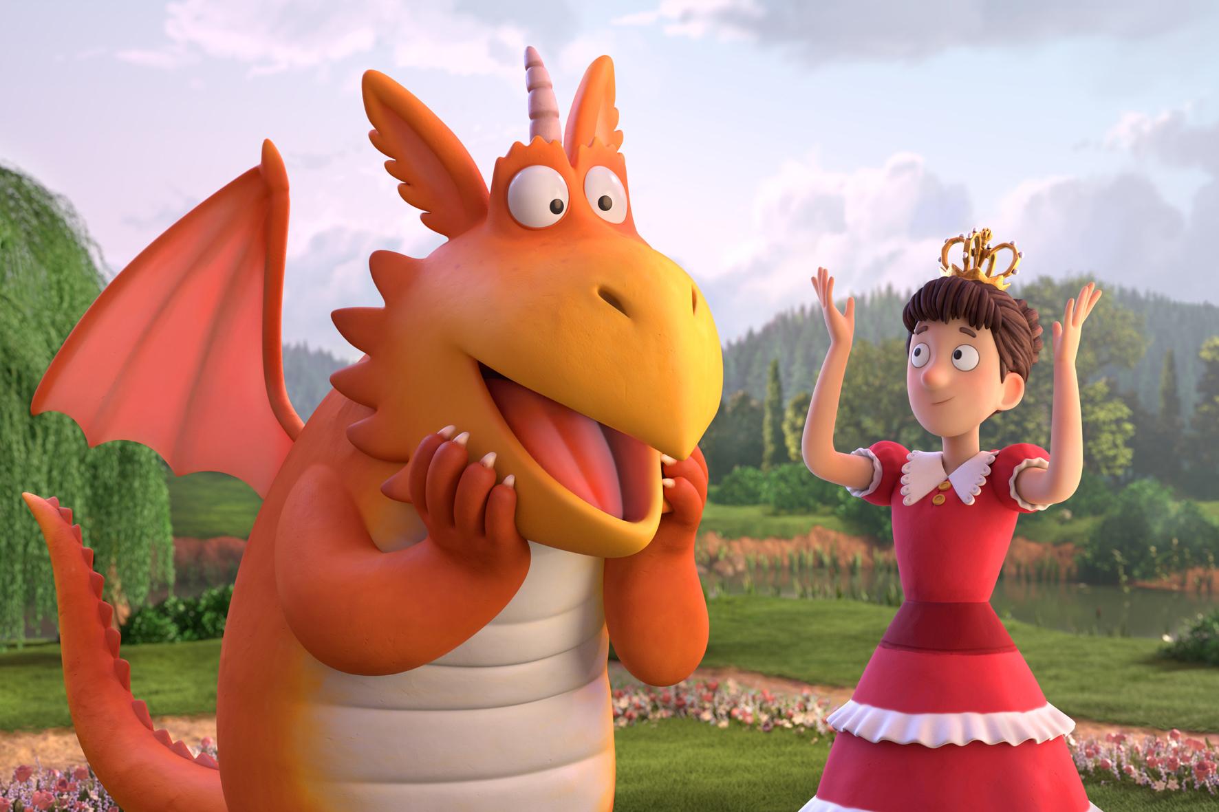 Zébulon le dragon | Kids Cinéma