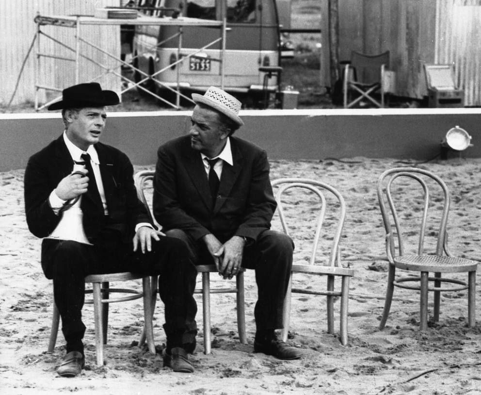 Rétrospective Fellini 1/3    Cinéma