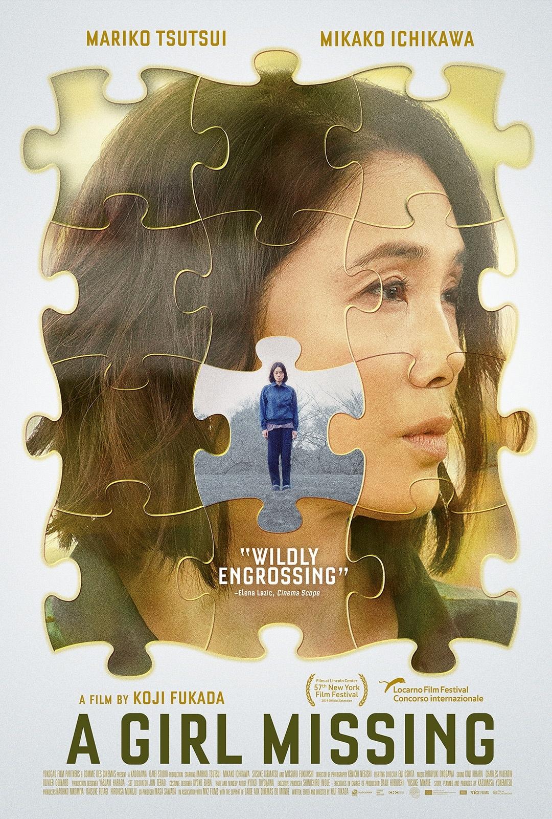 A Girl Missing |  Cinéma