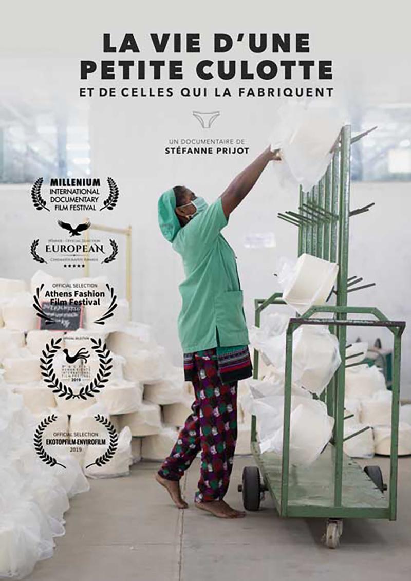 La vie d'une petite culotte et de celles qui la fabriquent | Festival Cinéma