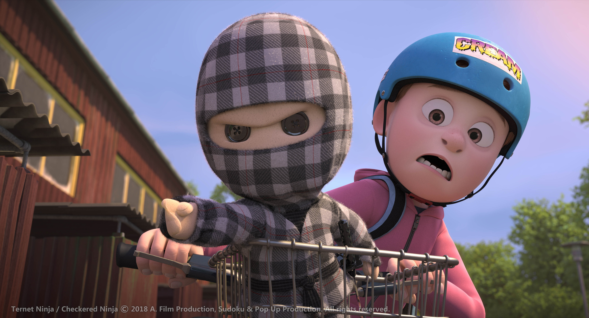 Mon Ninja et Moi | Kids Cinéma