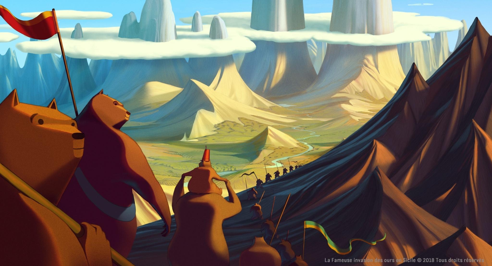 La Fameuse invasion des ours de Sicile | Kids Cinéma