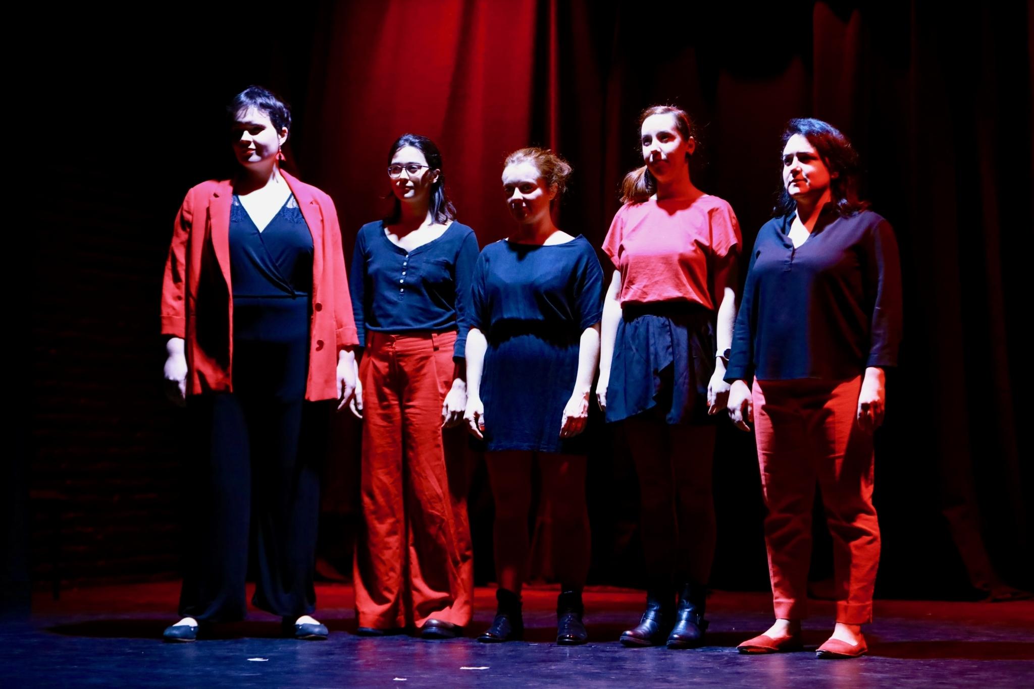 Rouge | Festival Théâtre