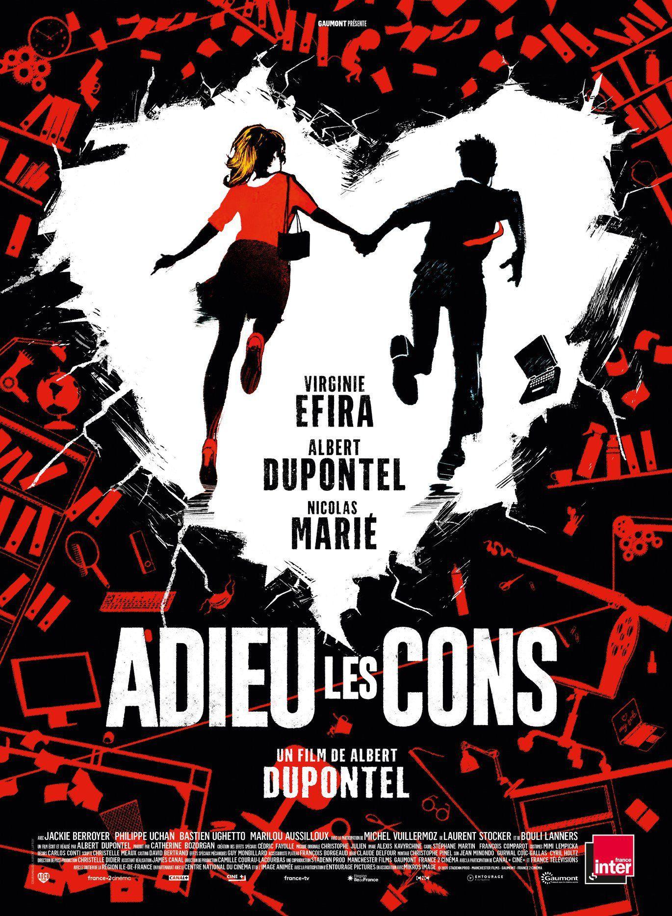 Adieu les cons | Gratuit Cinéma