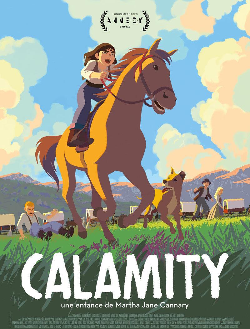 Calamity, une enfance de Martha Jane Cannary | Kids Cinéma