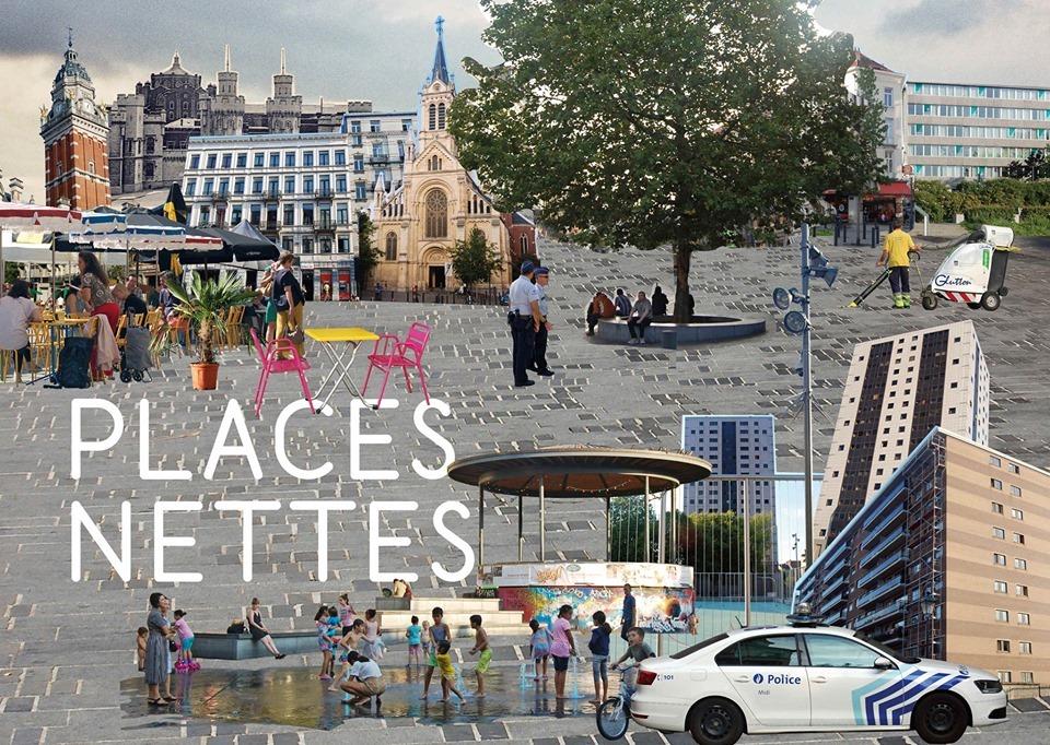 Ateliers Urbains#17 Places Nettes | Rencontres Cinéma