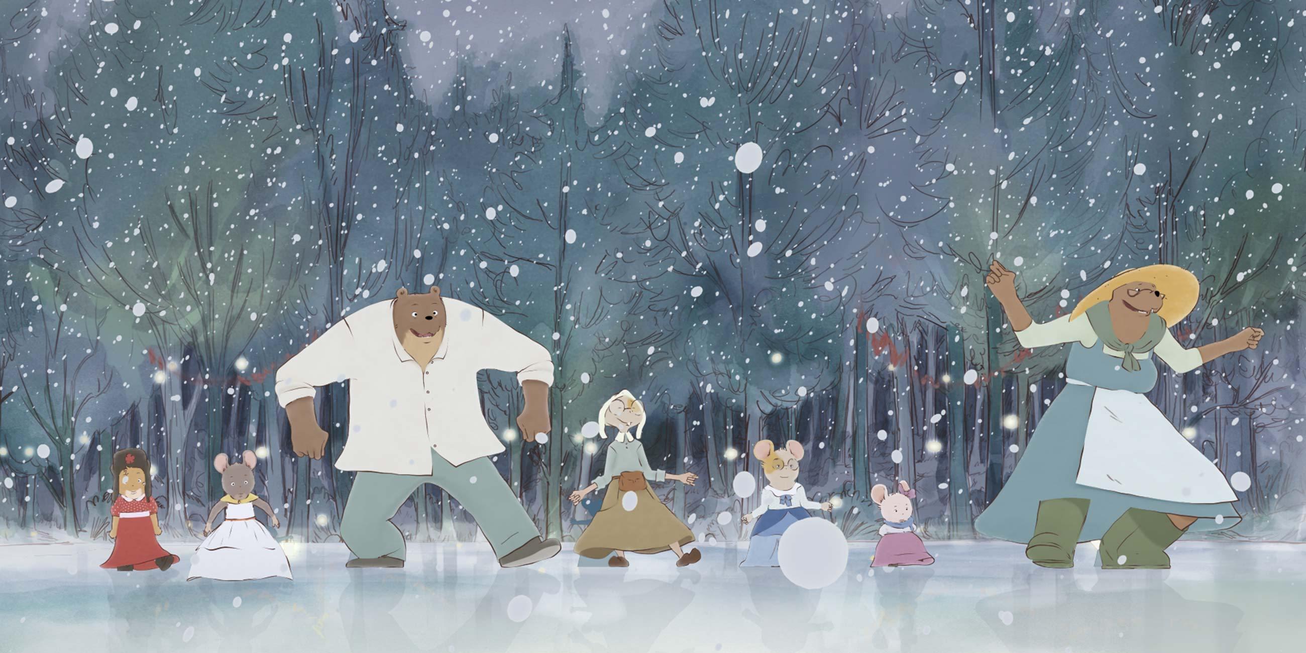 Ernest et Célestine en hiver | Kids Cinéma
