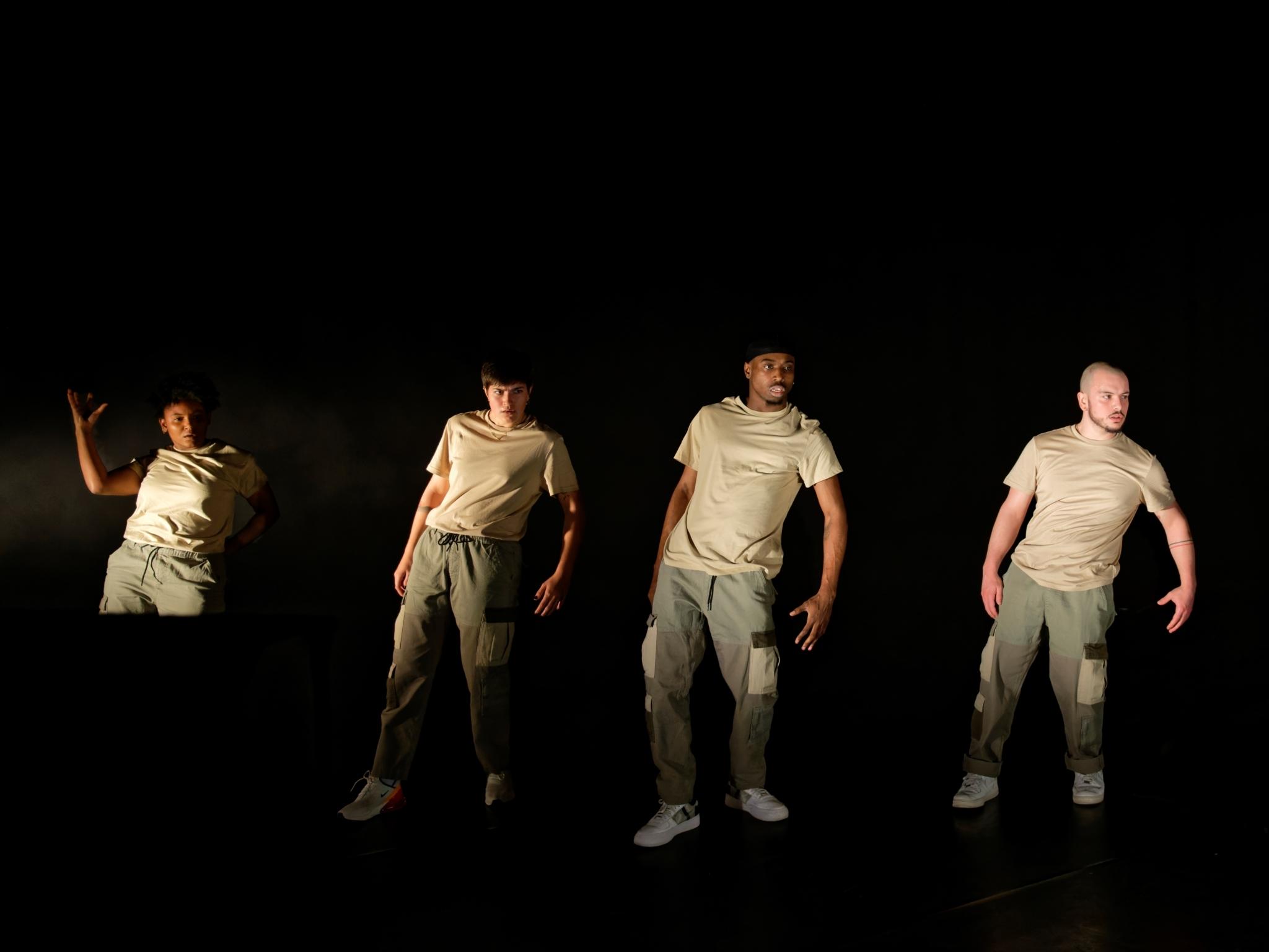 Face 2 - A travers l'autre | Hip-hop Danse
