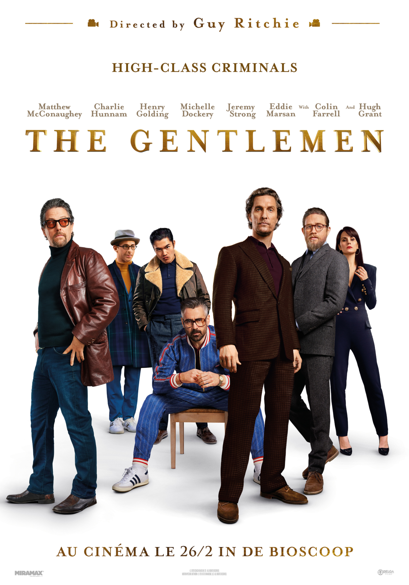The Gentlemen |  Cinéma