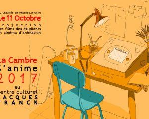 LA CAMBRE S'ANIME | Rencontres Cinéma