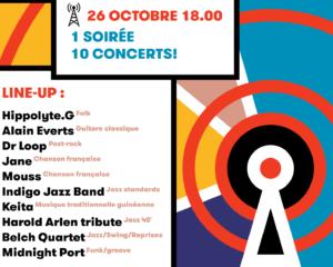 Festival 1060 Fréquences   Festival Concerts