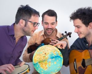 LE TOUR DU MONDE EN CHANSONS | Écoles Concerts
