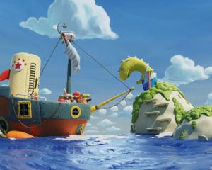 La Grande aventure de Non-Non | Kids Cinéma