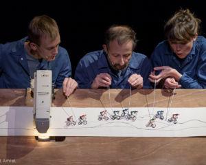 La Course | Écoles Ados Théâtre