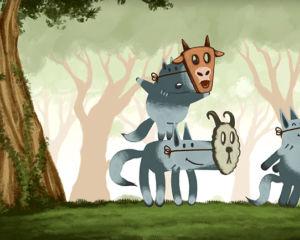 Loups tendres et loufoques | Écoles Kids Cinéma