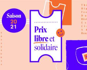 Prix Libre et solidaire  
