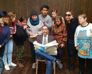 GEORGES, T'ES PAS TOUT SEUL | Gratuit Théâtre