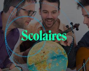 Le reTour du monde - Le Ba Ya Trio | Scolaires Concerts