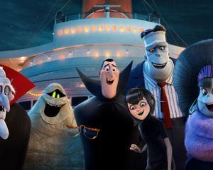 Hotel Transylvanie 3 : Des vacances monstrueuses | Kids Cinéma