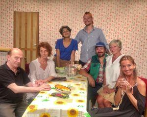 On dîne à Uccle ou on soupe à Saint Marcoult… |  Théâtre