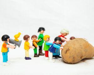Des patates et des luttes + Jeanne D. | Gratuit Radio
