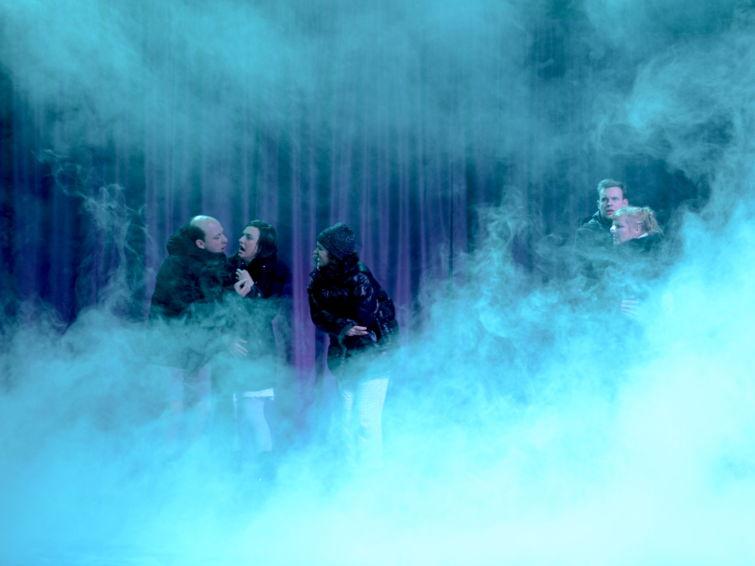 Funérailles d'hiver | Ados Théâtre