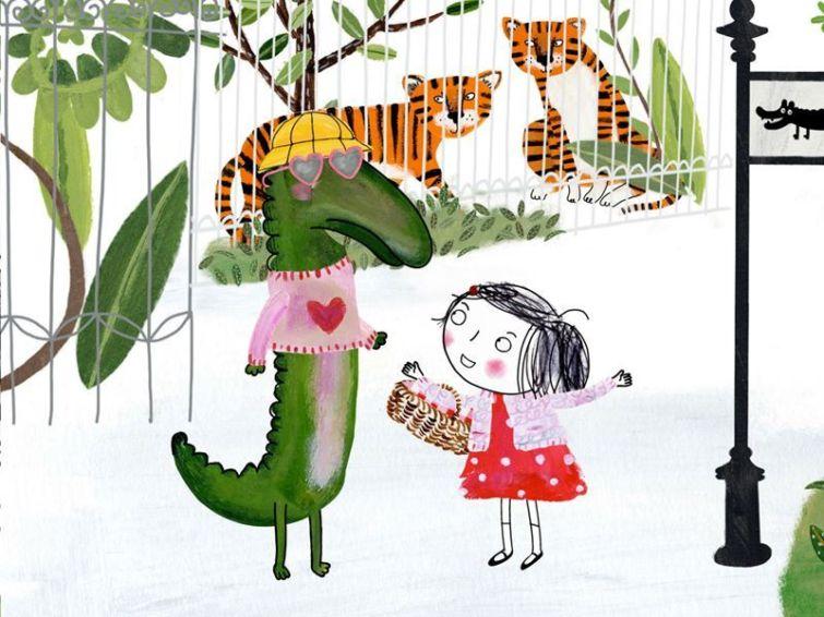 Rita et Crocodile | Kids Cinéma