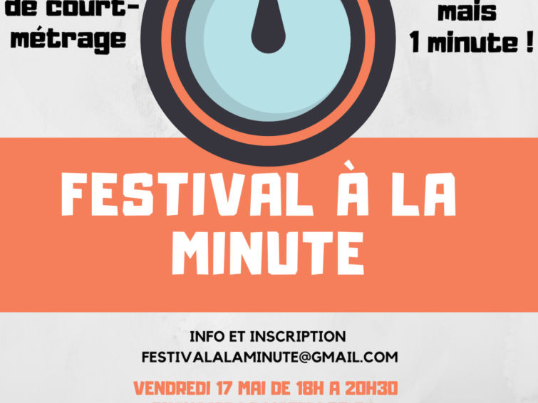 Films à la minute   Festival Cinéma