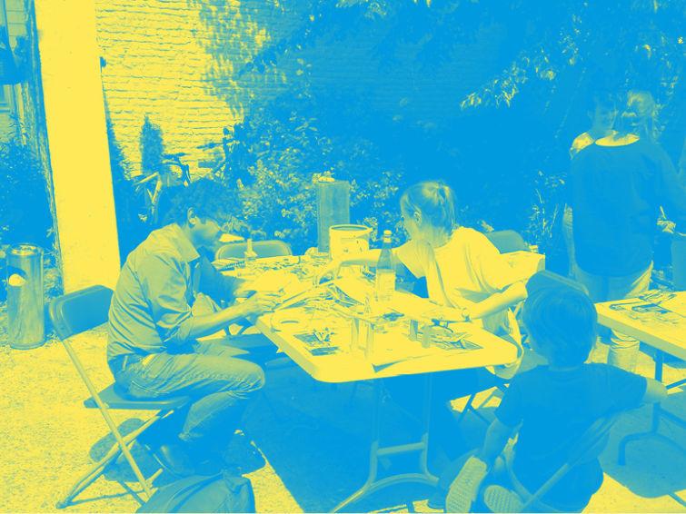 Fête du contrat de quartier | Ateliers Spectacles