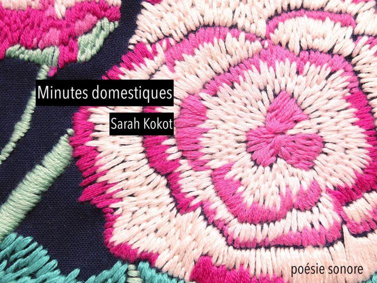 Minutes domestiques | Rencontres Radio