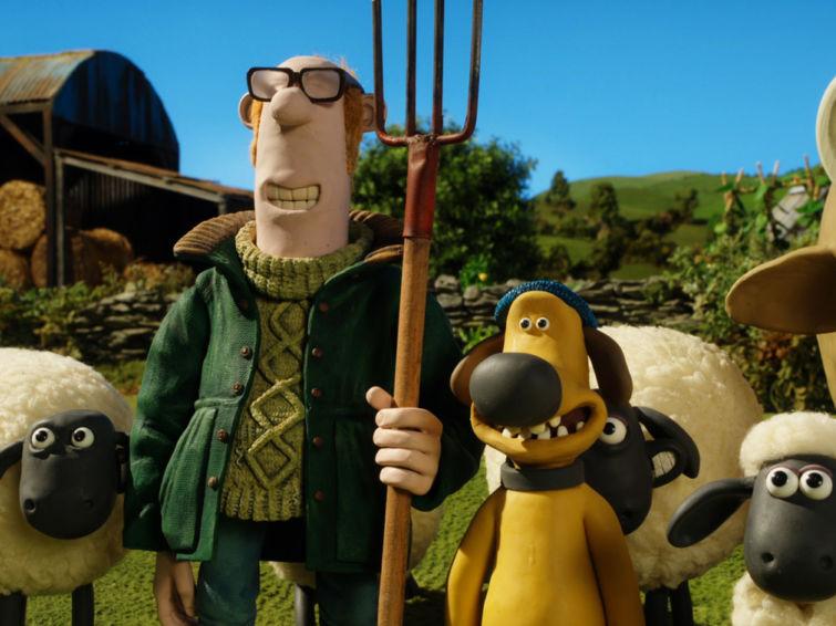 Shaun le mouton le film: La ferme contre-attaque | Kids Cinéma