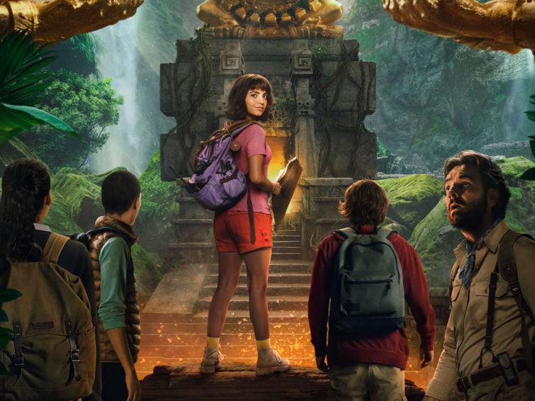 Dora et la Cité perdue   Kids Cinéma