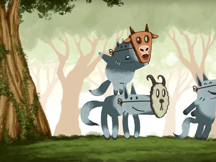 Loups tendres et loufoques | Kids Cinéma