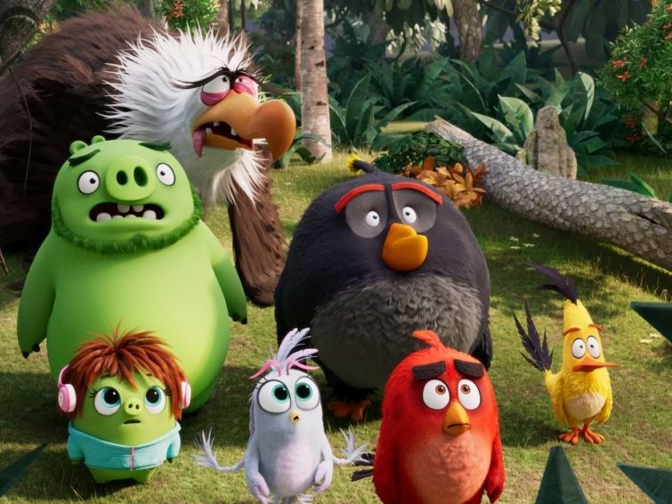 Angry Birds 2: Copains comme cochons | Kids Cinéma
