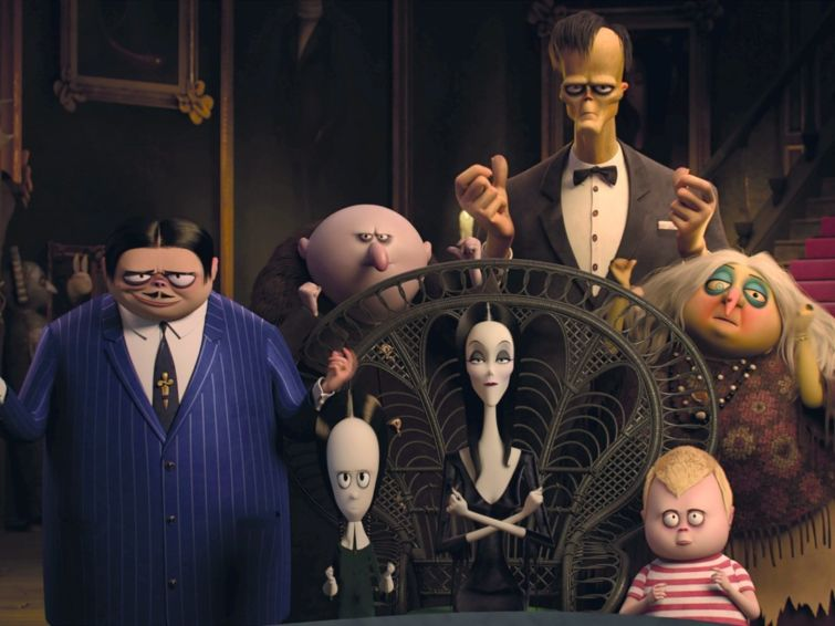 La Famille Addams | Kids Cinéma