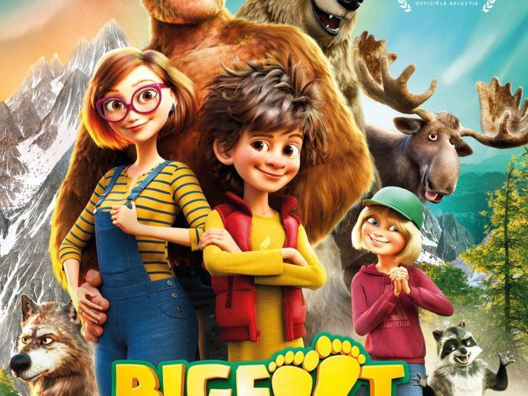 Bigfoot Family | Kids Cinéma