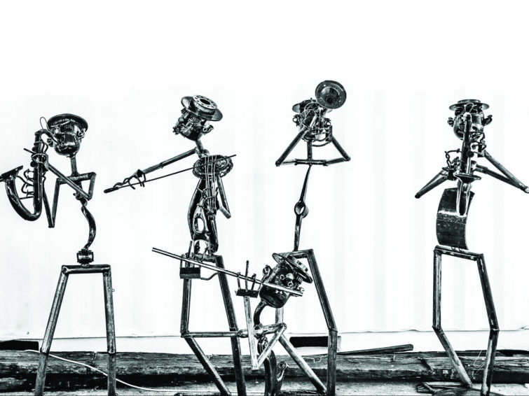 L'ensemble jazz de l'Académie Arthur de Greef | Gratuit Concerts
