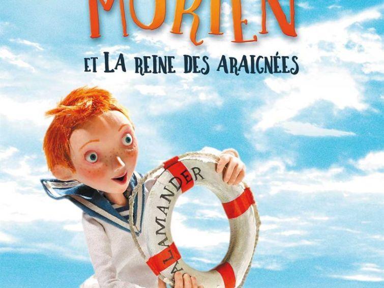 Capitaine Morten et la reine des araignées   Kids Cinéma