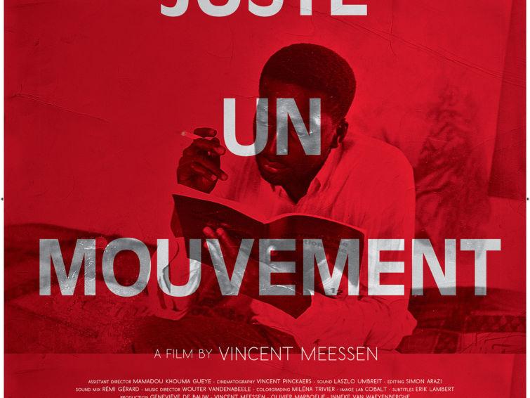 Juste un mouvement    Cinéma