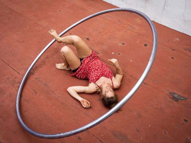 Cruda – Brace for impact | Ados Cirque