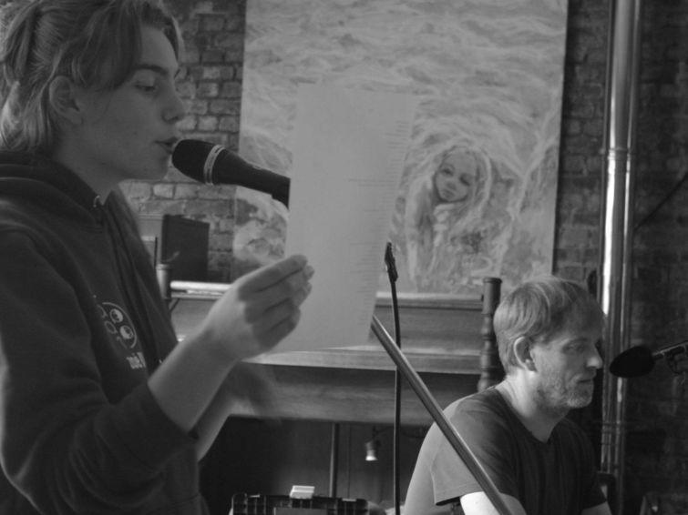 MARIE KLOCK  + FORCE ETERNL + JOANNA LORHO ( annulation de CHARLENE DARLING ) |  Concerts