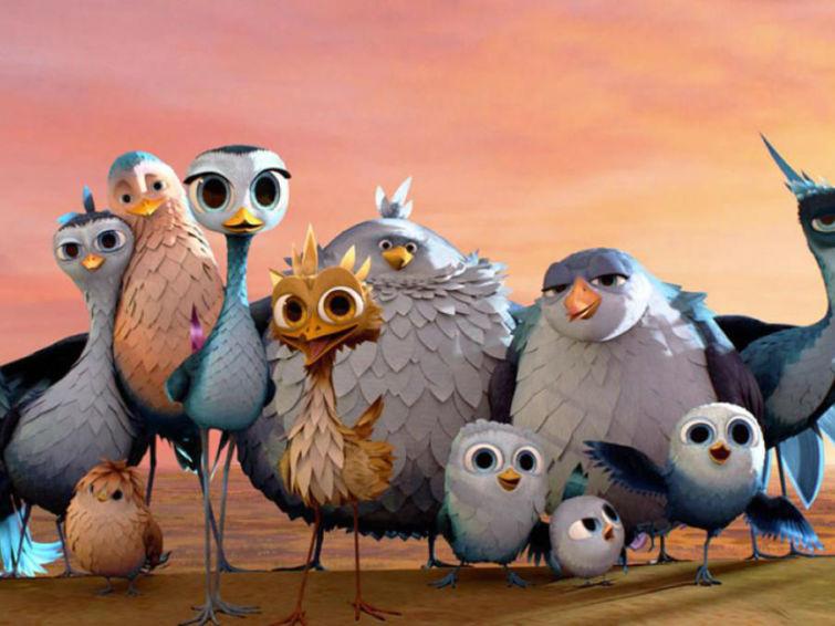 Gus, petit oiseau grand voyage | Kids Cinéma